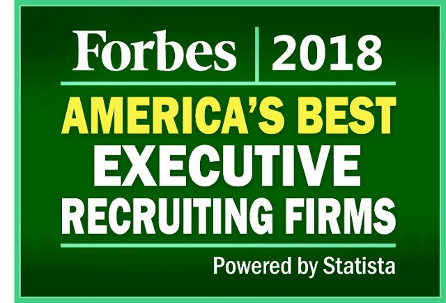 Forbes 2018 Best Executive Recruiting Firms